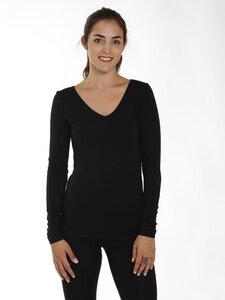 "Damen T-Shirt aus Eukalyptus Faser ""Vicky"" - CORA happywear"