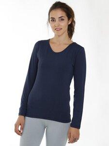 "Damen T-Shirt aus Eukalyptus Faser ""Mati"" - CORA happywear"