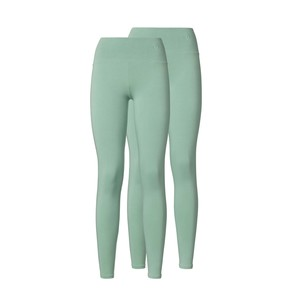 Damen Leggings 2er Pack Bio Fair - THOKKTHOKK