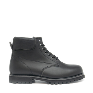 NAE Atka Black - Unisex Vegan Stiefel - Nae Vegan Shoes