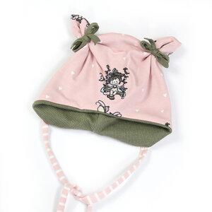 """BIO Mütze  """"Swing Fairy/Moos"""" - Sternchenwolke"""