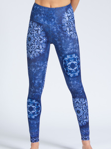 Yoga Leggings MOOD aus Funktionsmaterial - Magadi