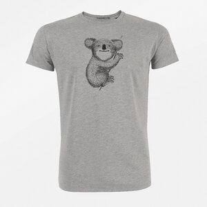 T-Shirt Guide Animal Koala - GreenBomb
