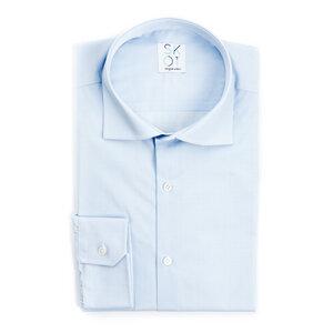 Nachhaltige Langarm Herren Hemd  Serious Bubble Slim Fit 100% Bio - SKOT Fashion