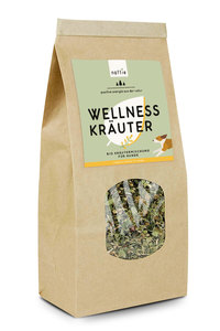 Bio Wellness Kräuter, Kräutermix für Hunde - naftie
