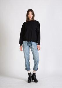 Sweater CHLOE aus Bio-Baumwolle - stoffbruch