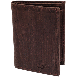 Herren Geldbörse aus Kork mit RFID Schutz - Simaru