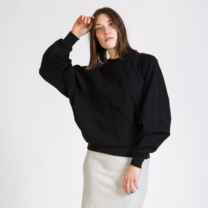 Sweater ISABEL aus Bio-Baumwolle - stoffbruch