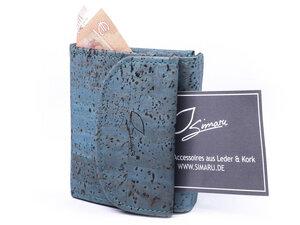 Damen Mini Kork Geldbeutel, kleine Geldbörse für Frauen - Simaru
