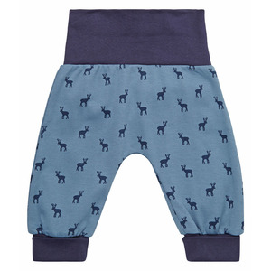 Baby Hose mit Hirsch Druck - Sense Organics & friends in cooperation with GARY MASH