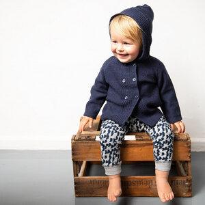 Babyhose aus weichem Sweatstoff - Sense Organics & friends in cooperation with GARY MASH
