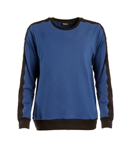 Wavy Sweatshirt - Mahla Clothing