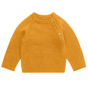 Kuschliger Baby-Strickpulli - Sense Organics & friends in cooperation with GARY MASH