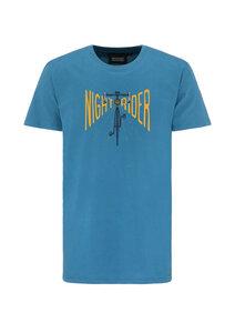 Basic T-Shirt #NIGHTRIDER - recolution