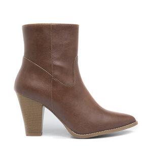 NAE Sophia | Vegane, knöchelhohe Damenstiefel im Westernstil - Nae Vegan Shoes