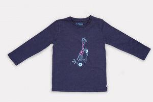 Gigi Giraffe Langarm-Shirt - Cooee Kids