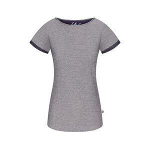 Ballpen T-Shirt Ladies Navy - bleed