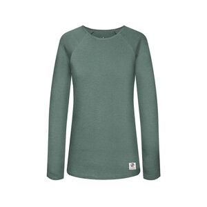 Lines Longsleeve Ladies Green - bleed clothing GmbH