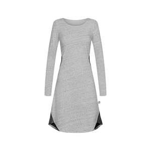 Jerseys Dress Lyocell (TENCEL) Ladies Grey - bleed
