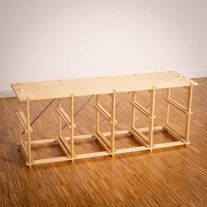 Fourbytwo (4x2) - Sitzbank - 16boxes