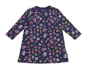 Piccalilly Kleid bunte Tiere 100% Baumwolle( bio)  2-3 Jahre 92/98 - piccalilly