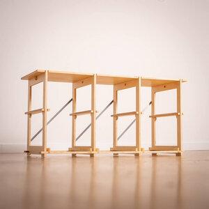 Threebytwo (3x2) - Sitzbank - 16boxes