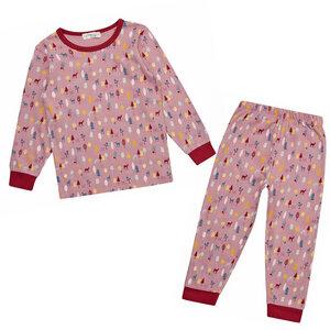 Kinder Schlafanzug Rehe - Sense Organics & friends in cooperation with GARY MASH