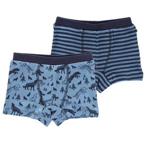 Boxershort Set - Blau - People Wear Organic