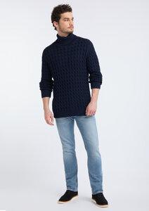 Knit Turtleneck - recolution