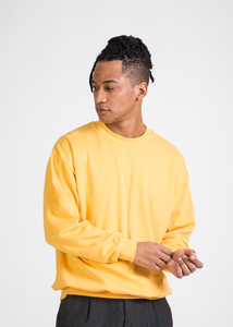 Sweater EDWARD aus Bio-Baumwolle - stoffbruch