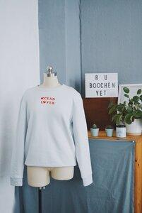 Ocean Lover Eco Sweatshirt  - boochen