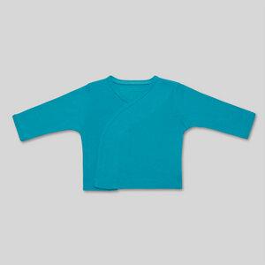Wickel-Longsleeve mit Magnetverschluss - Fairtrade & GOTS-zertifiziert - KIDential
