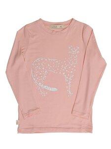"Kinder T-Shirt aus Eukalyptus Faser ""Aura"" | Gepard - CORA happywear"