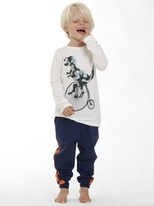 Eukalyptus T-Shirt Aura | Dino - CORA happywear