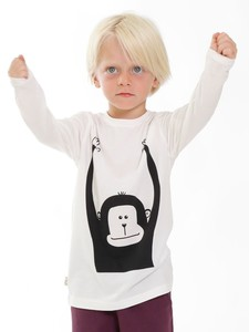 Eukalyptus T-Shirt Aura | Affe - CORA happywear