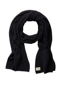 Rib Knit Scarf - recolution