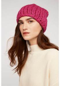 Mütze - Chunky Knit Hat - People Tree