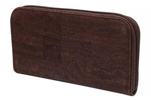 Hochwertiger Damen Geldbeutel / Portemonnaie aus Kork - Simaru