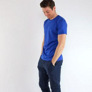 Basic Herrenshirt aus Modal®-Mix - Gary Mash