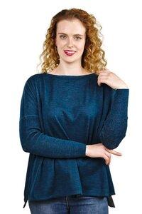 Pullover 100% Premium Baby Alpaka Damen Jessica - AlpacaOne