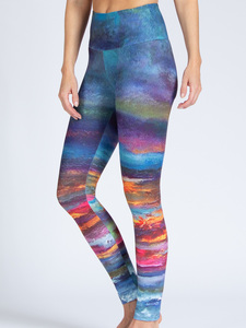 Yoga Leggings HORIZON aus Funktionsmaterial - Magadi