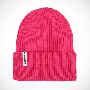 Beanie Narvik / Magenta - DEDICATED