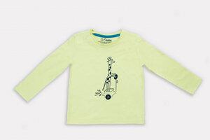 Gerald Giraffe Langarm-Shirt - Cooee Kids