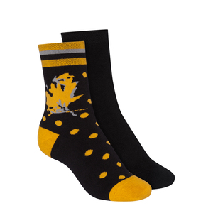 Socken Terry Mittelhoch 2er Pack Bio - ThokkThokk