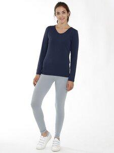 """Damen Leggings aus Eukalyptus Faser """"Yoga"""" - CORA happywear"""