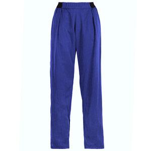 Pants VISKLA electric blue - Lovjoi
