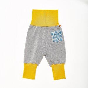 Babypumphose mit Tasche aus 100% Bio-Baumwolle - Cheeky Apple