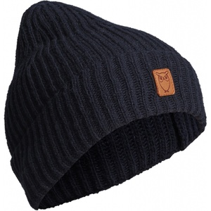 Mütze - Recycled wool rib hat - Knowledge Cotton - KnowledgeCotton Apparel