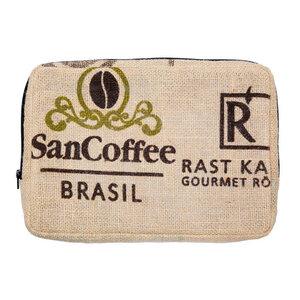 "Laptop-Tasche ""San Coffee Brasil"" - 13"" - ReHats Berlin"
