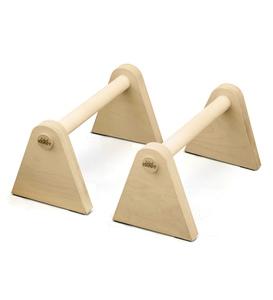 Minibarren to go - Handstand, Liegestütze und L-Sitz - EDELKRAFT
